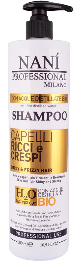 Suarez Nani Shampoo Capelli Ricci E Crespi Bio 500ml