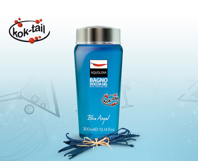 Bagno Doccia Aquolina : 8004995631609 corpoecapelli aquolina kok tail bagno doccia blue