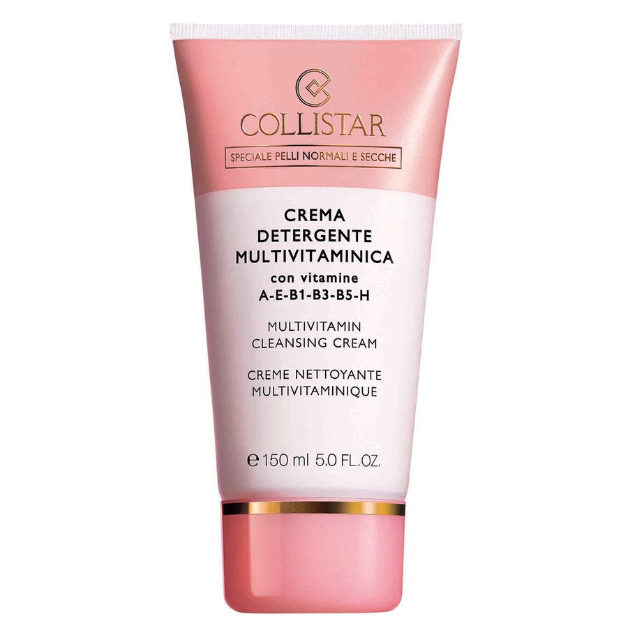 COLLISTAR CREMA DETERGENTE MULTIVITAMINICA 150 ml