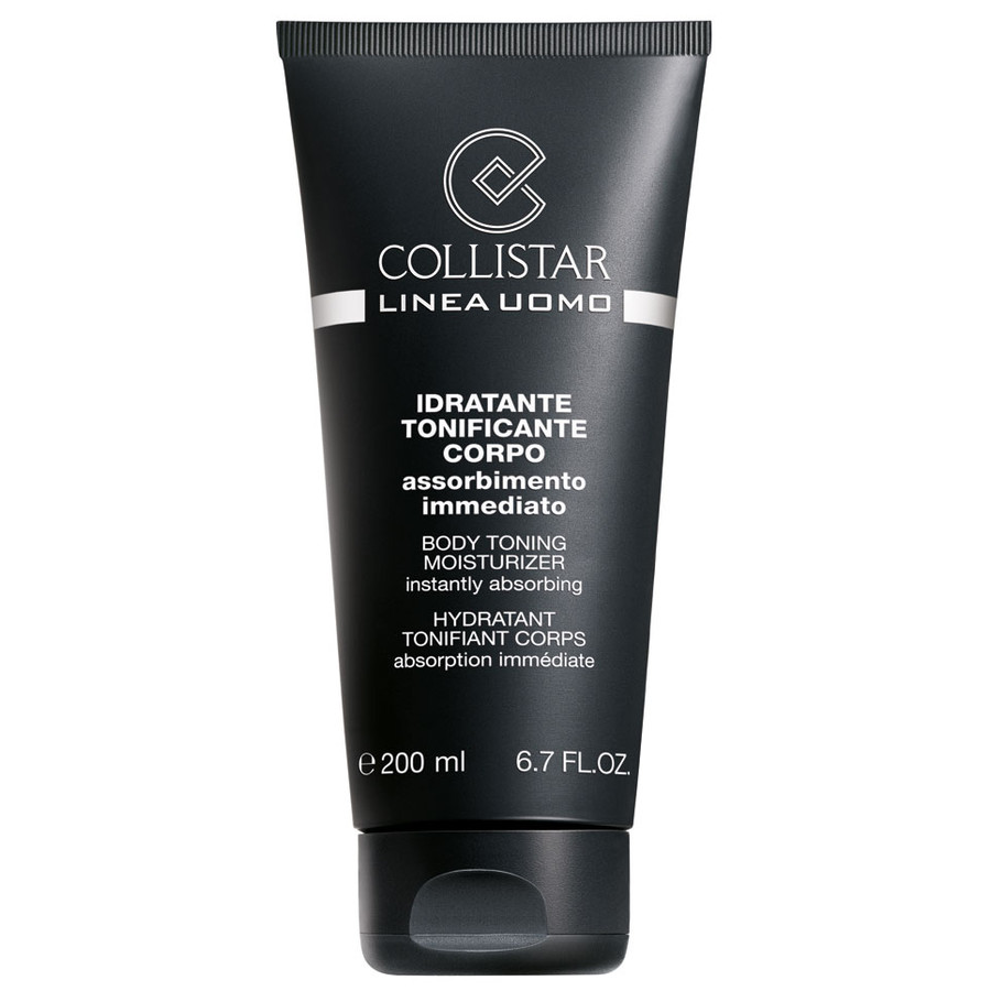 COLLISTAR LINEA UOMO IDRATANTE TONIFICANTE CORPO ASSORBIMENTO IMMEDIATO 200ml