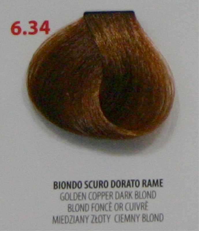 Favorito JOXIR634BIONDOSCURODORATORAME - corpoecapelli - JOXIR TINTURA  SU33