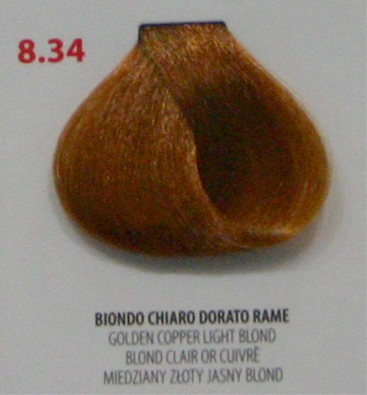 Favoloso JOXIR834BIONDOCHIARODORATORAME - corpoecapelli - JOXIR TINTURA  KD61