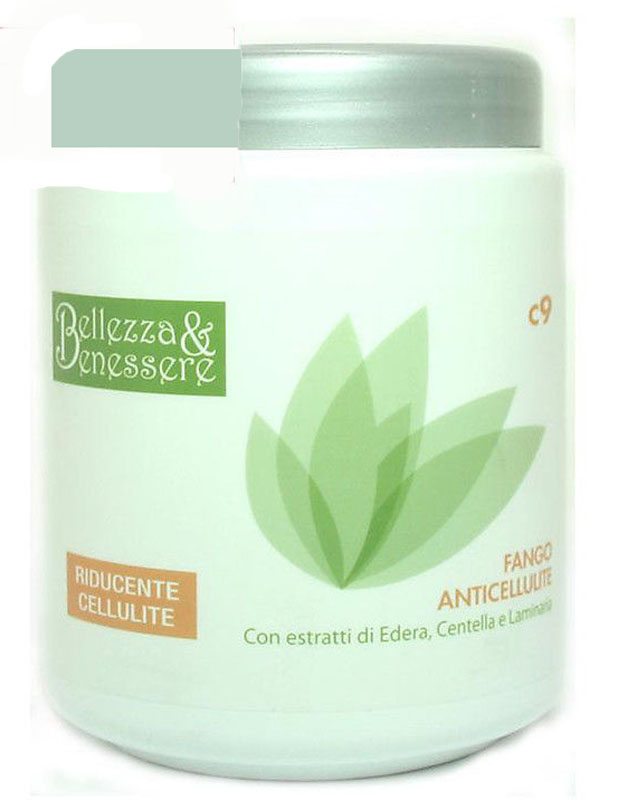 RIDUCENTE CELLULITE BELLEZZA E BENESSERE c9 1000 ml