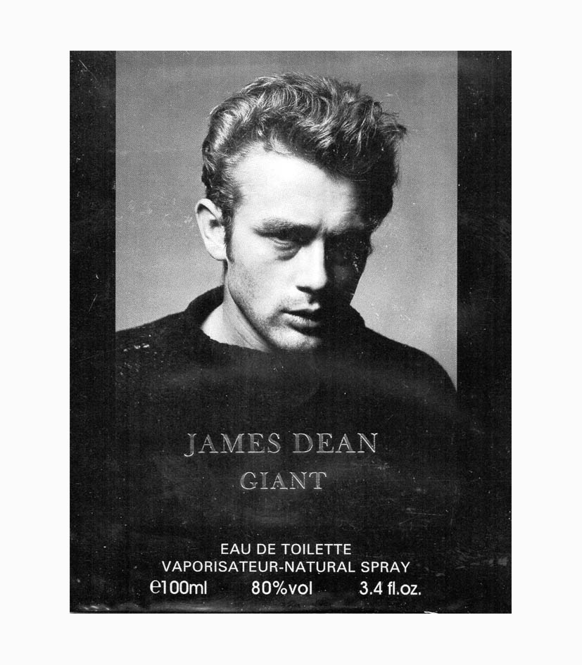 JAMES DEAN GIANT EAU DE TOILETTE EDT 100 ml
