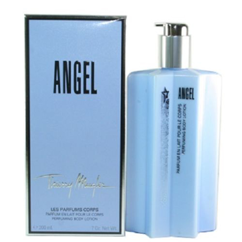 THIERRY MUGLER ANGEL LES PARFUMS CORPS BODY LOTION CREMA CORPO 200ml