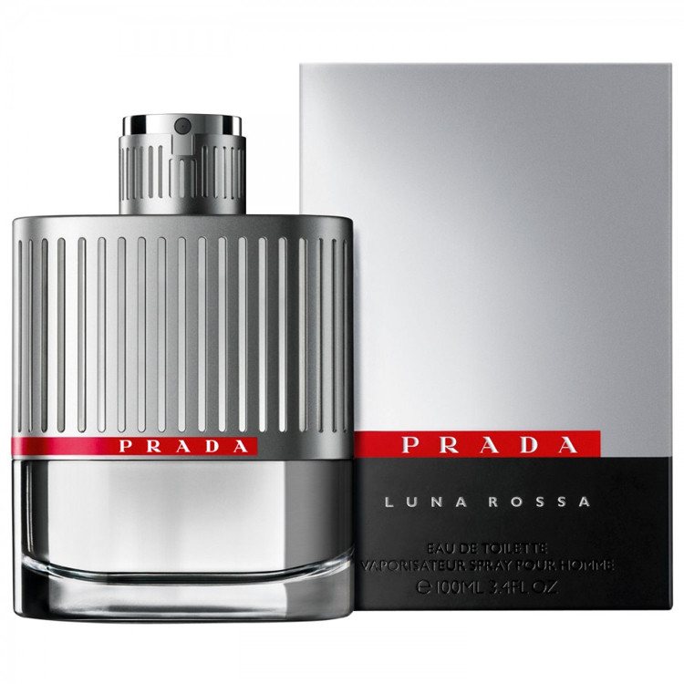 PRADA LUNA ROSSA EAU DE TOILETTE EDT SPRAY UOMO 100ml