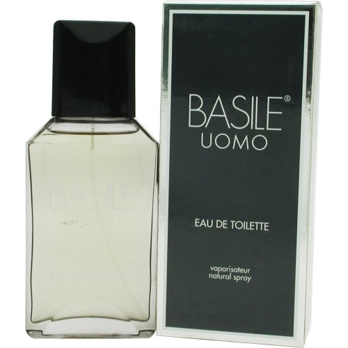 BASILE UOMO EAU DE TOILETTE EDT 100 ml PROFUMO UOMO SPRAY