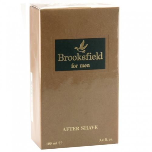 BROOKSFIELD FOR MEN AFTER SHAVE DOPOBARBA 100ml UOMO VINTAGE
