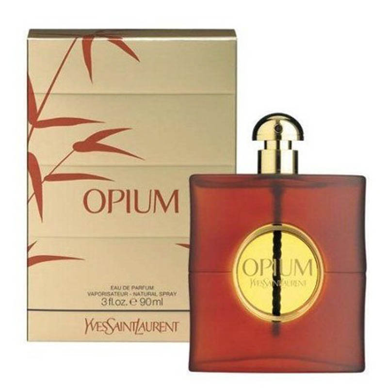 YVES SAINT LAURENT OPIUM EDP EAU DE PARFUM SPRAY 90ml