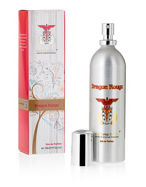 LES PERLES D'ORIENT DRAGON ROUGE EDP 150ML ISPIRATO LE BAISER DU DRAGON CARTIER