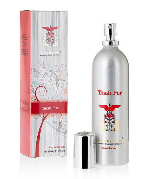 LES PERLES D'ORIENT MUSK PUR EDP 150ML ISPIRATO MUSK