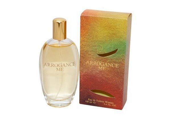 ARROGANCE ME EAU DE TOILETTE EDT WOMAN 100ml SPRAY