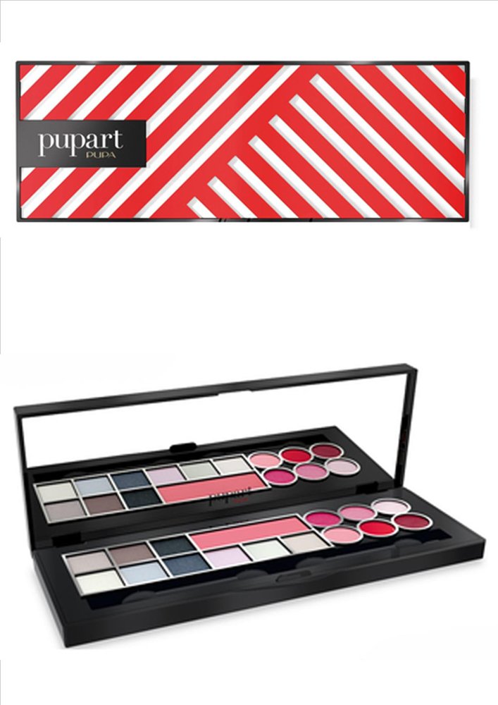 PUPA PUPART S SMALL 012 MAKE UP KIT
