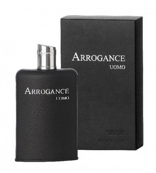ARROGANCE UOMO AFTER SHAVE LOTION APRES RASAGE LOZIONE DOPOBARBA 100ml
