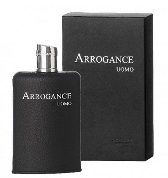 ARROGANCE UOMO EDT EAU DE TOILETTE SPRAY 50ml