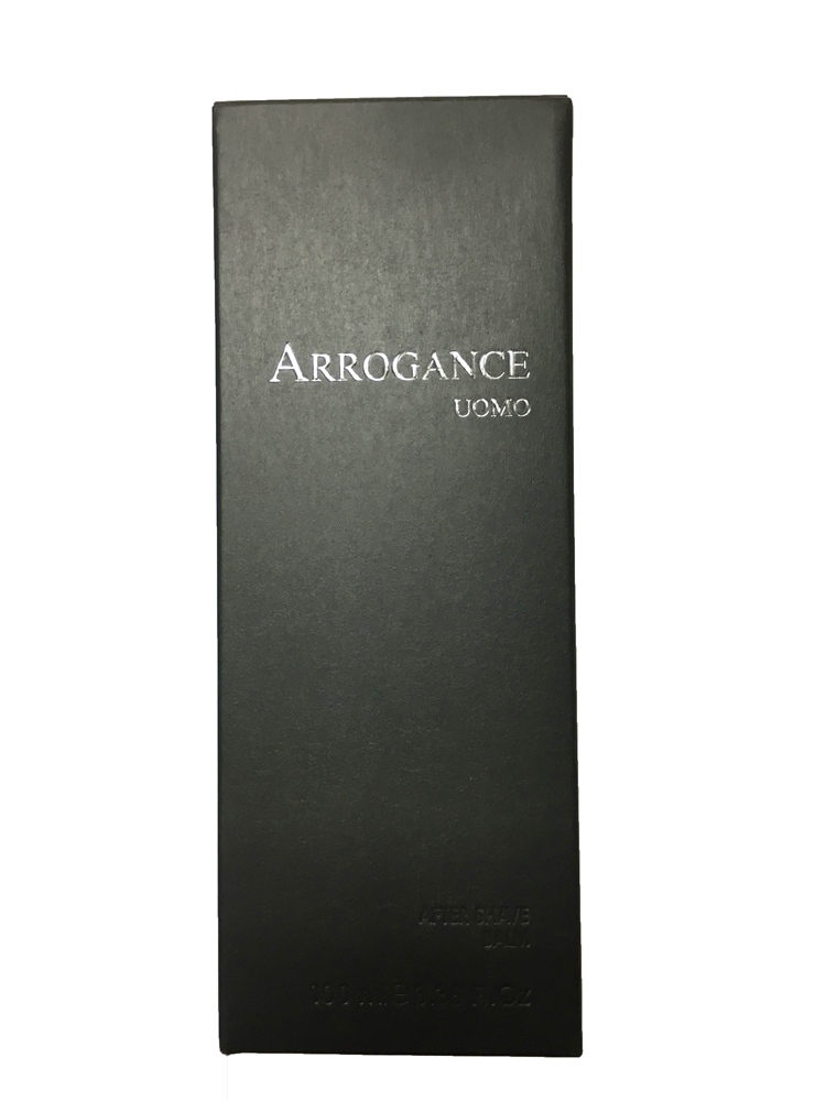 ARROGANCE UOMO AFTER SHAVE BALM BALSAMO DOPOBARBA 100ml