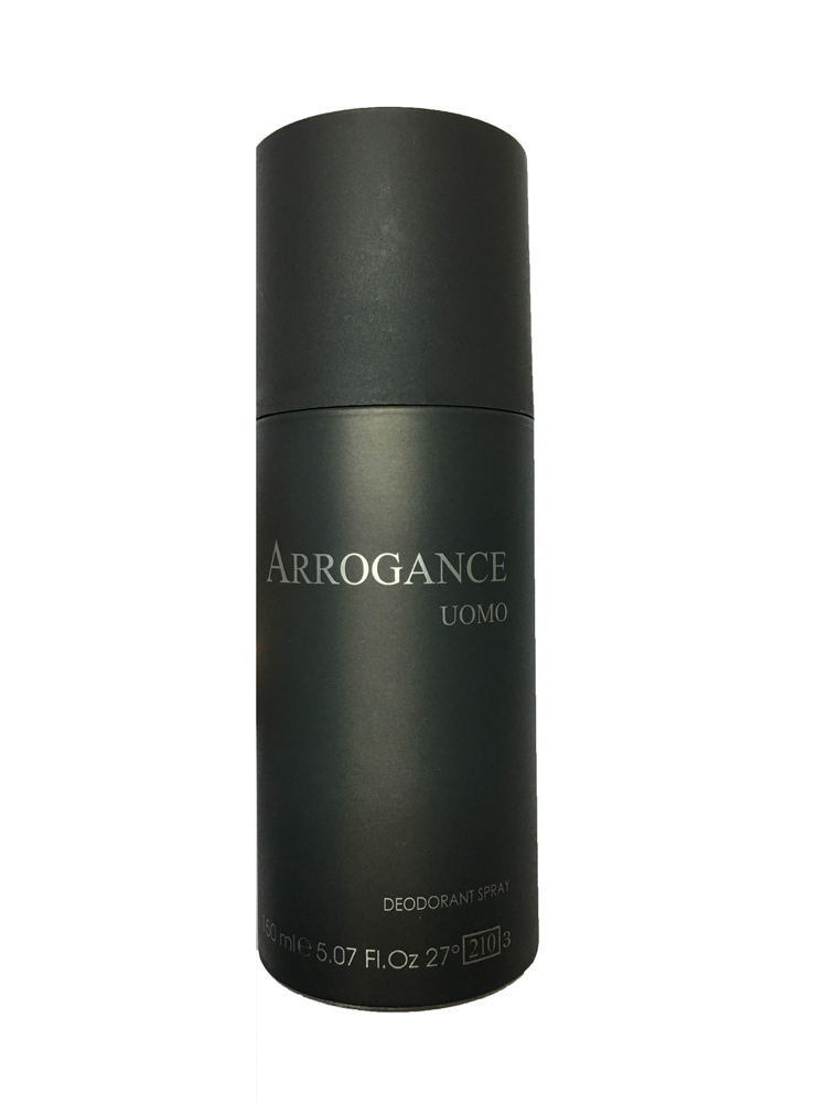ARROGANCE UOMO DEODORANT SPRAY 150ml