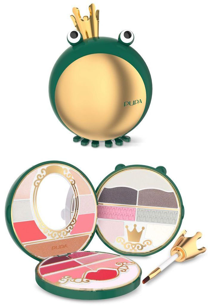 PUPA KIT MAKE UP IL PRINCIPE RANOCCHIO 011