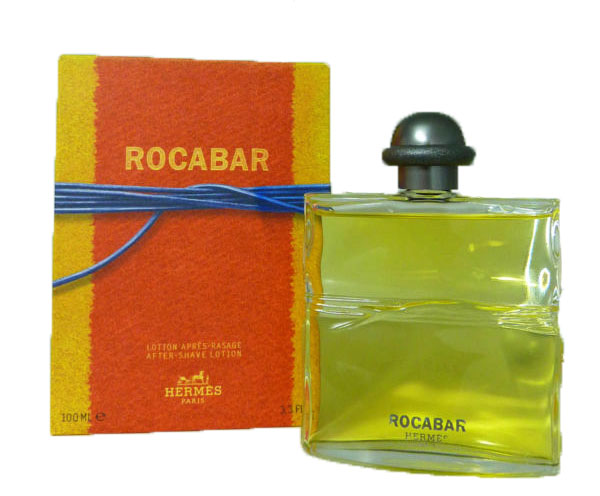 HERMES ROCABAR LOTION AFTER SHAVE DOPOBARBA 100ml RARO VINTAGE