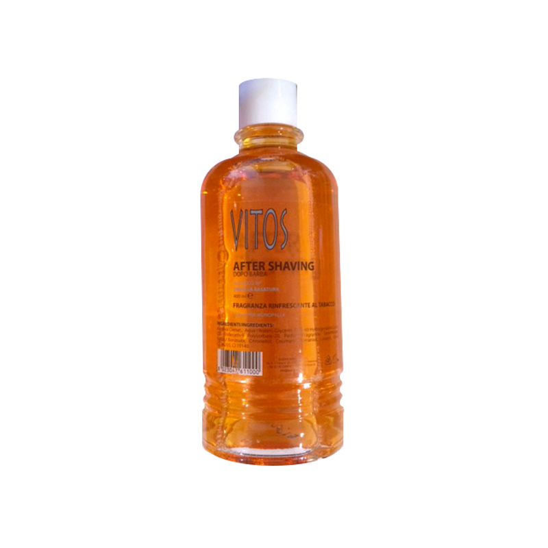 VITOS AFTER SHAVING DOPOBARBA RINFRESCANTE AL TABACCO 400ml