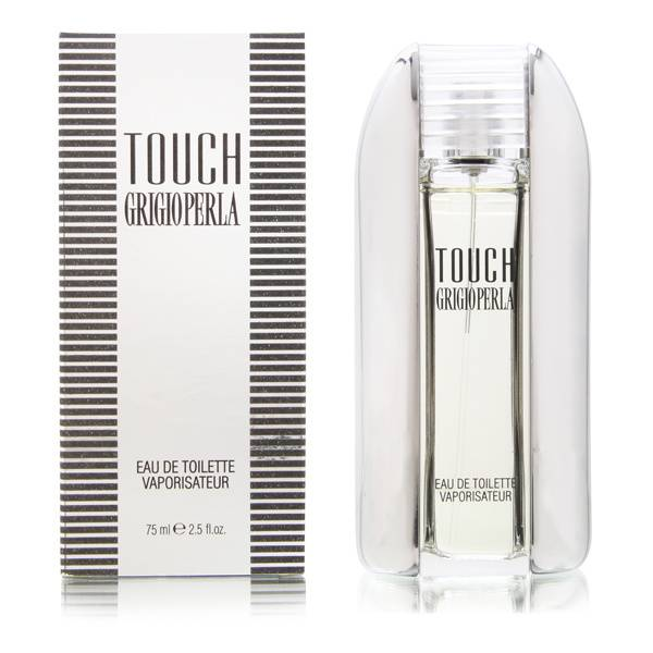 GrigioPerla Touch Profumo Uomo EDT Eau De Toilette 75 Ml