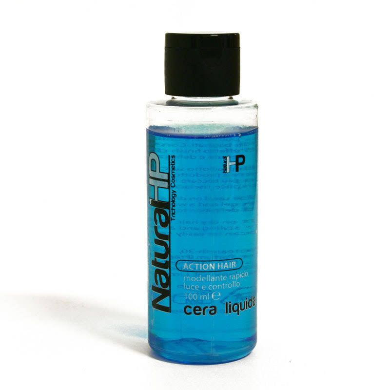 NATURAL HP ACTION HAIR CERA LIQUIDA MODELLANTE RAPIDO 100ml