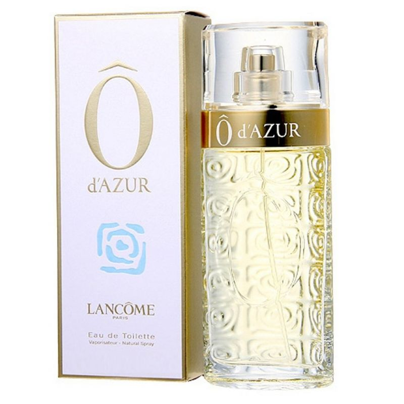 LANCOME O D'AZUR EDT EAU DE TOILETTE SPRAY 125ml VINTAGE