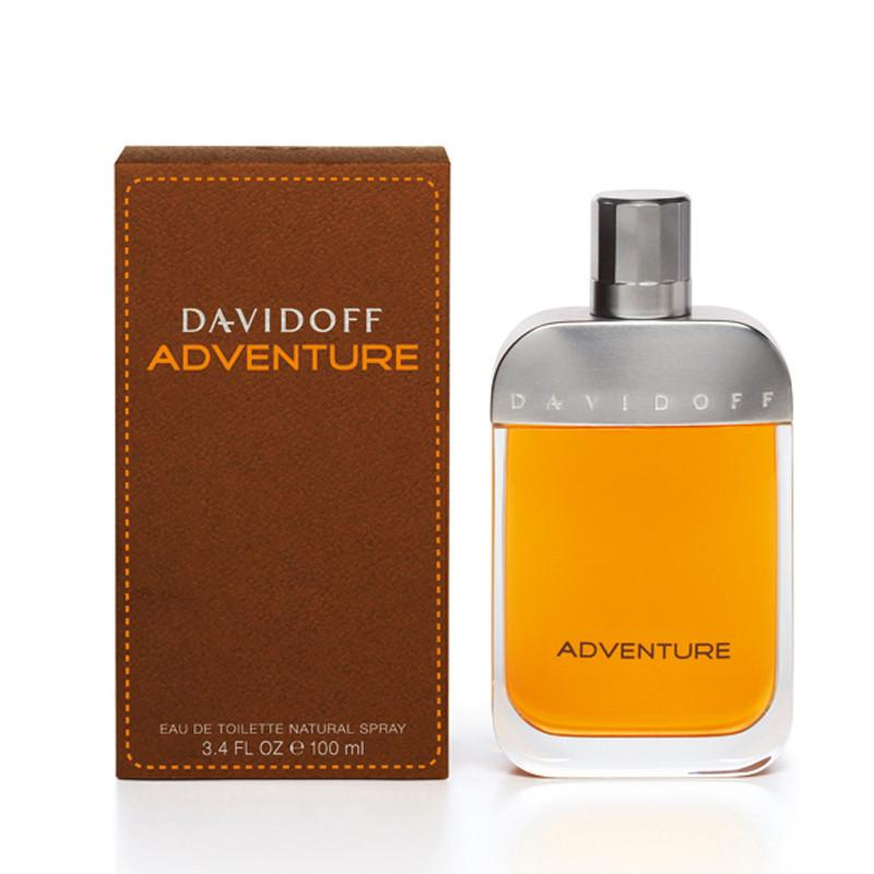 DAVIDOFF ADVENTURE EDT EAU DE TOILETTE VAPO SPRAY 100ml