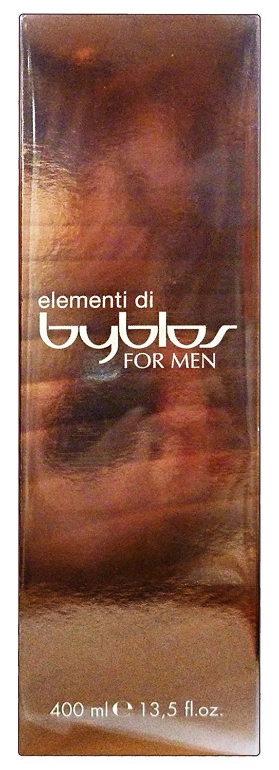 BYBLOS METAL SENSATION FOR MEN SHAMPOO SHOWER GEL 400ml