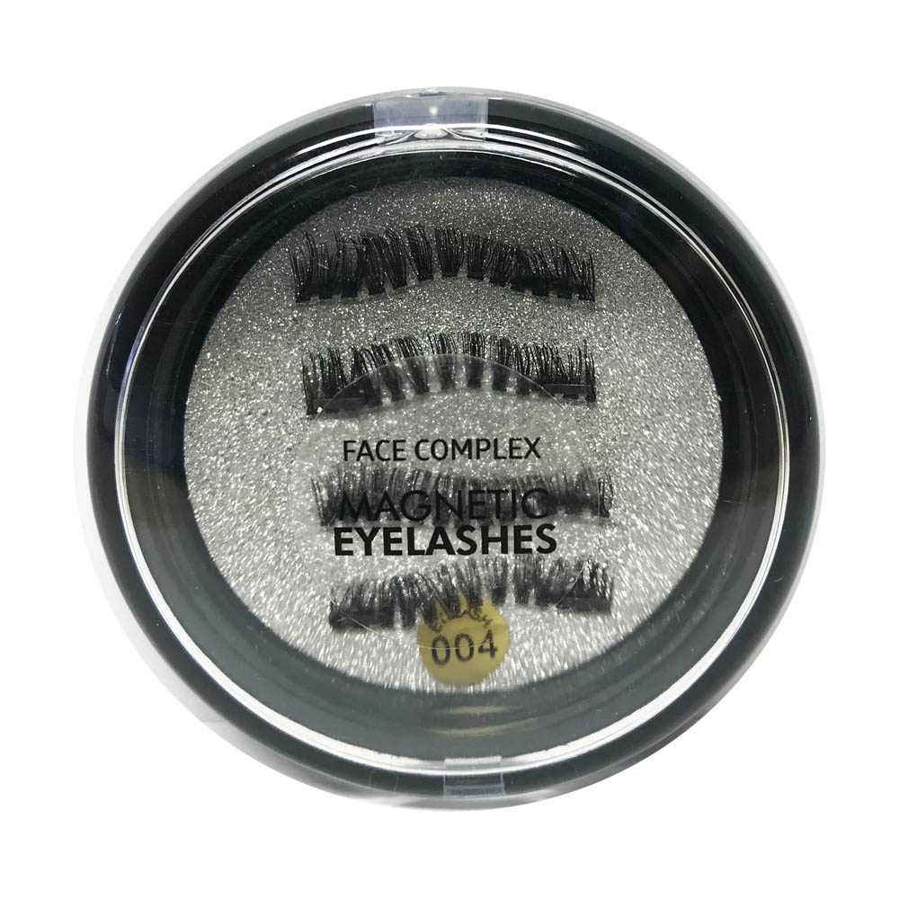 FACE COMPLEX MAGNETIC EYELASHES CIGLIA FINTE EXTENSION MAKE UP 004