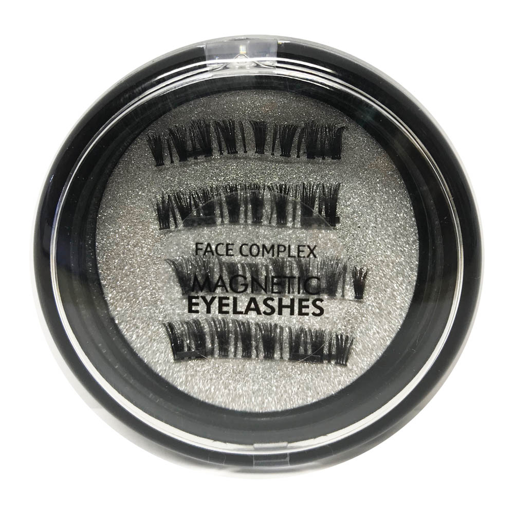 FACE COMPLEX MAGNETIC EYELASHES CIGLIA FINTE EXTENSION MAKE UP 005