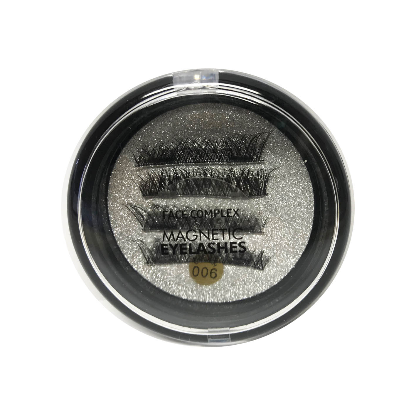 FACE COMPLEX MAGNETIC EYELASHES CIGLIA FINTE EXTENSION MAKE UP 006
