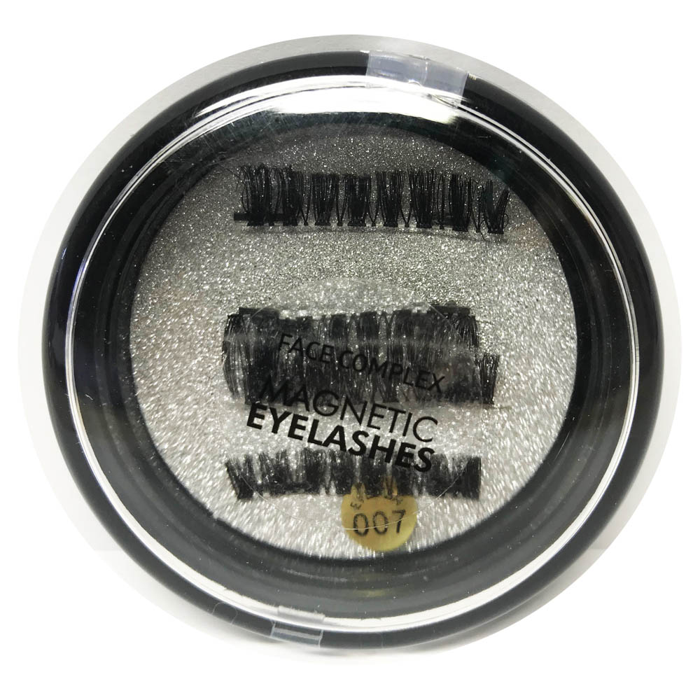 FACE COMPLEX MAGNETIC EYELASHES CIGLIA FINTE EXTENSION MAKE UP 007