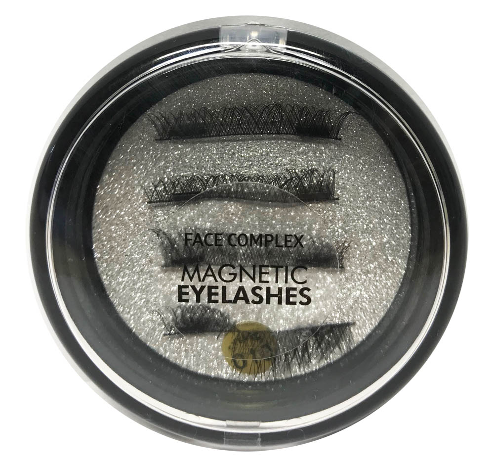 FACE COMPLEX MAGNETIC EYELASHES CIGLIA FINTE EXTENSION MAKE UP 010