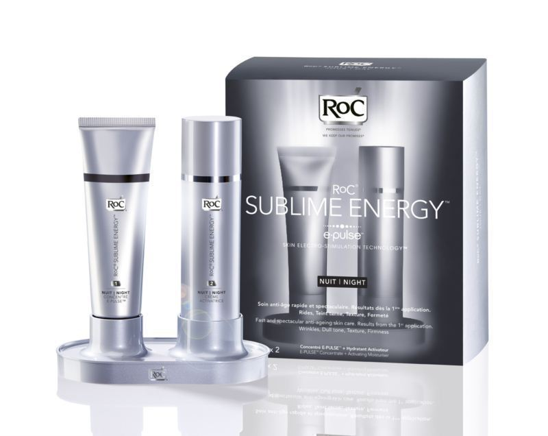 ROC' SUBLIME ENERGY DUO CONTORNO OCCHI ANTI ETA' E-PULSE 2X10ML