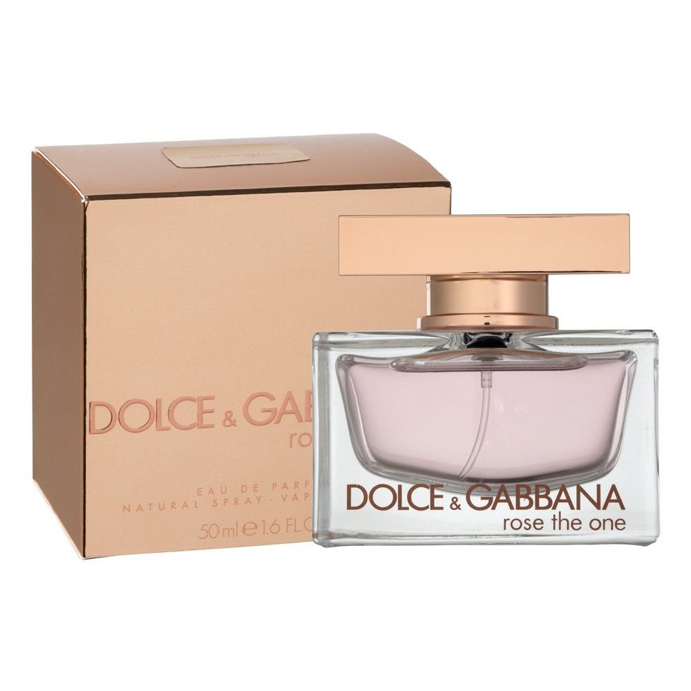 DOLCE E GABBANA ROSE THE ONE EAU DE PARFUM 50 ML SPRAY