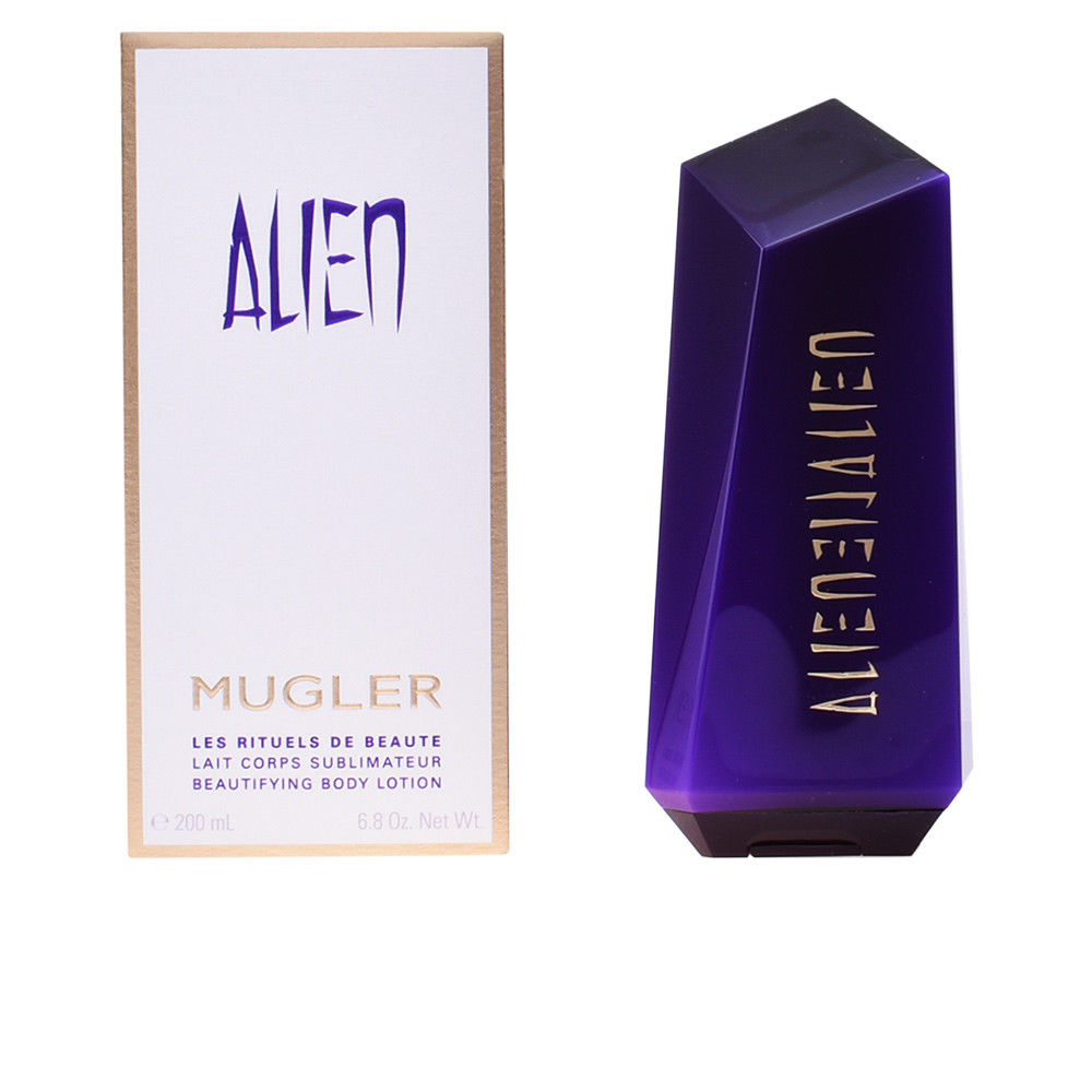 THIERRY MUGLIER ALIEN BODY LOTION CREMA CORPO 200 ML