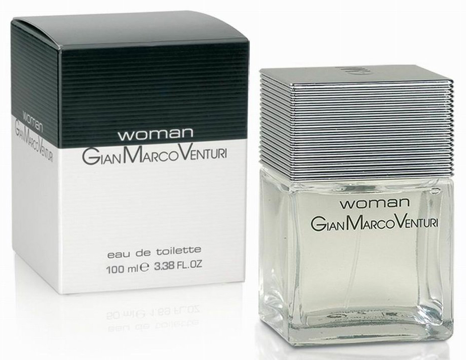 GIANMARCO VENTURI GMV WOMAN PROFUMO DONNA EDT 100 ML