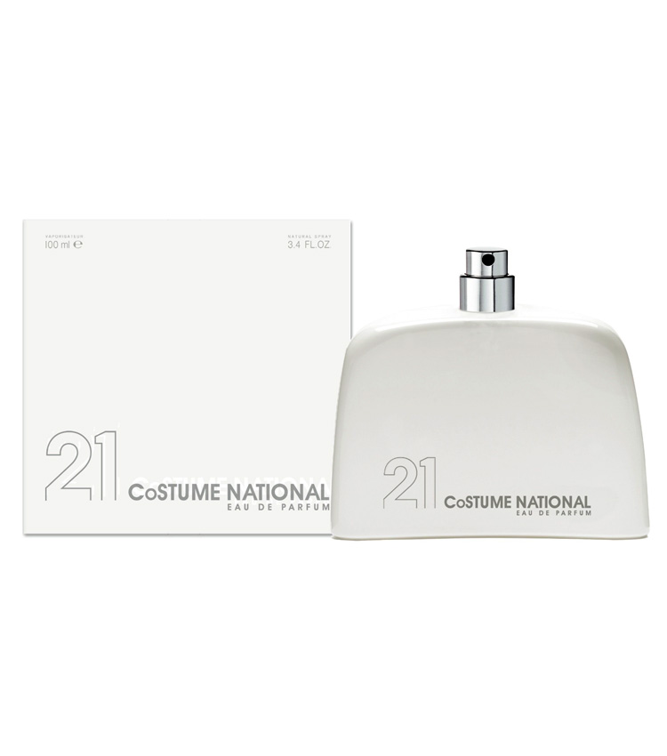 COSTUME NATIONAL 21 PROFUMO UOMO DONNA 100 ML EDP VAPORISATEUR