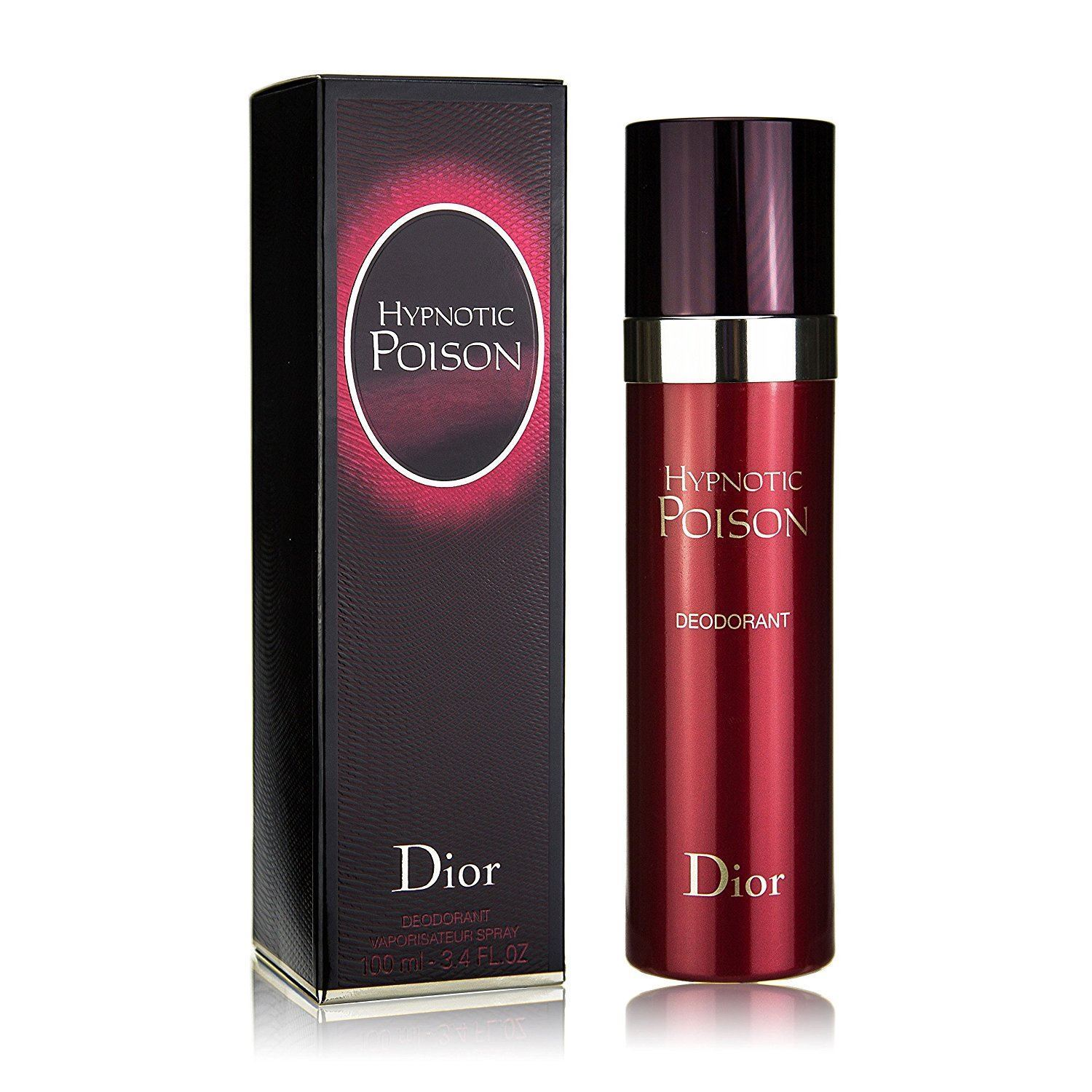 DIOR HYPNOTIC POISON DEODORANT VAPORISATEUR SPRAY 100 ML