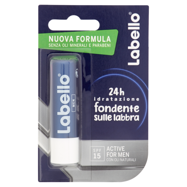 LABELLO ACTIVE FOR MEN SPF 15 24H IDRATAZIONE 5,5ml