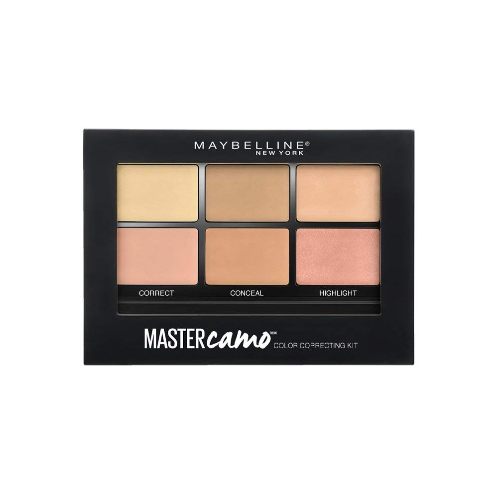 MAYBELLINE MASTER CAMO KIT PALETTE CORRETTORI 02 MEDIUM