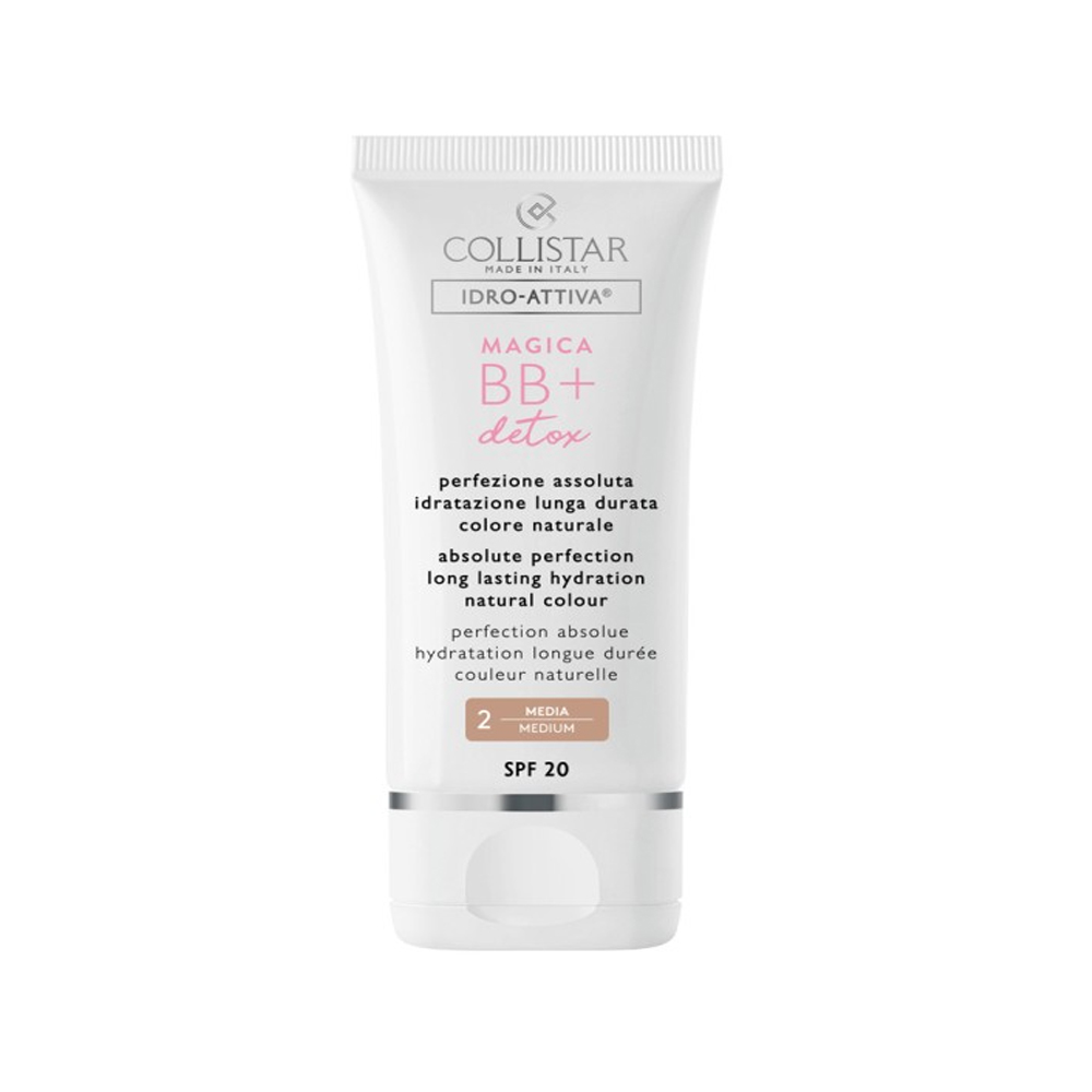 COLLISTAR MAGICA BB CREAM DETOX IDRATANTE IDROATTIVA SPF 20 N2 MEDIA 50 ML