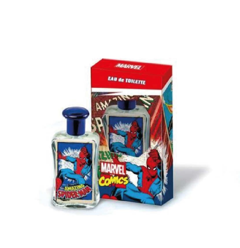 MARVEL SPIDERMAN EDT EAU DE TOILETTE PROFUMO PER BAMBINI 50 ML