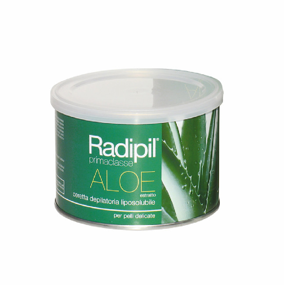 GABOR RAPIDIL CERA DEPILATORIA LIPOSOLUBILE CON ESTRATTO DI ALOE VERA 400 ML