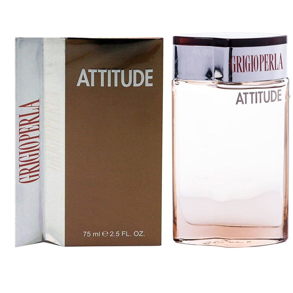GRIGIOPERLA ATTITUDE DOPOBARBA UOMO AFTER SHAVE LOTION APRES RASAGE 75 ML