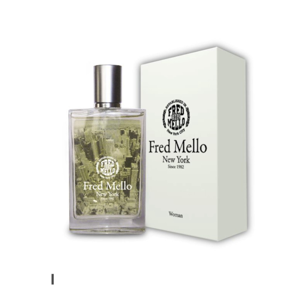 FRED MELLO NEW YORK PROFUMO DONNA 100 ML