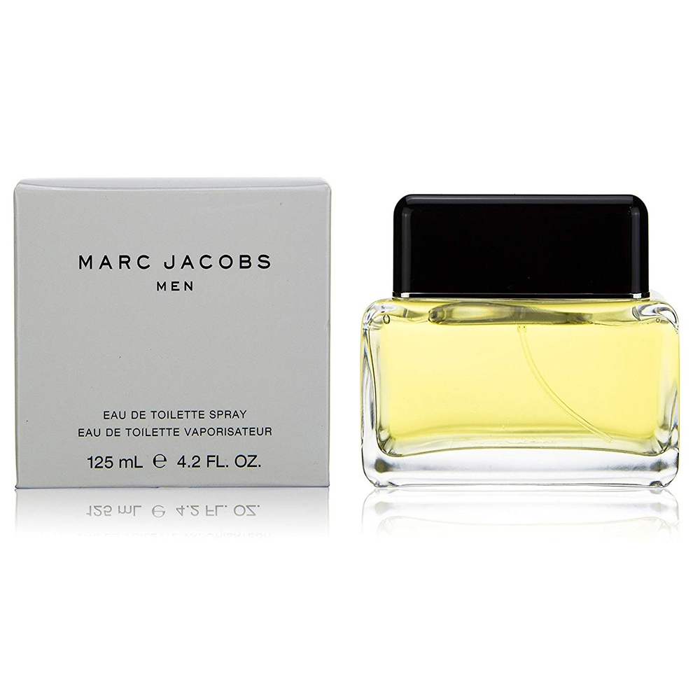 MARC JACOBS MEN PROFUMO UOMO EDT EAU DE TOILETTE SPRAY VAPORISATEUR 125 ML