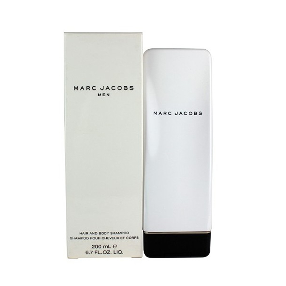 MARC JACOBS MEN HAIR AND BODY SHAMPOO BAGNOSCHIUMA E SHAMPOO 200 ML