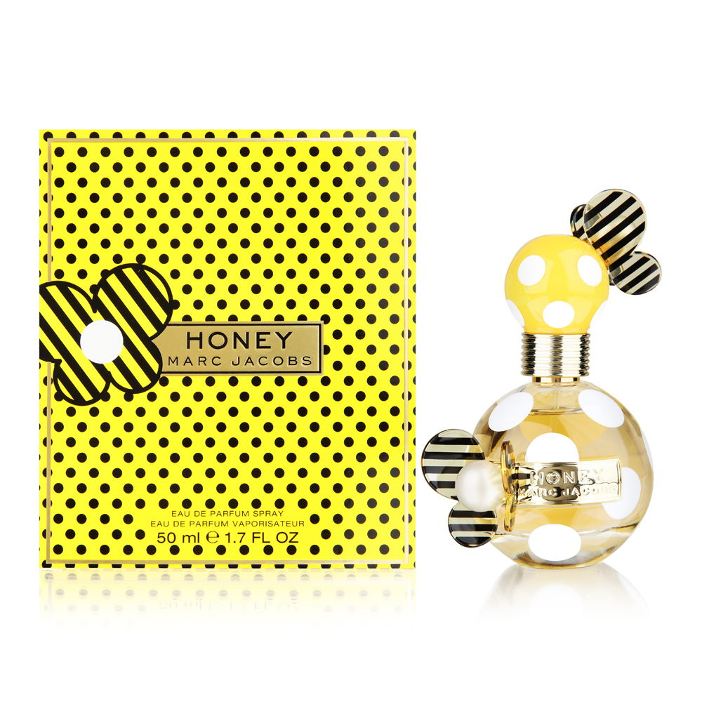 MARC JACOBS HONEY PROFUMO DONNA EDP EAU DE PARFUM SPRAY VAPORISATEUR 50 ML